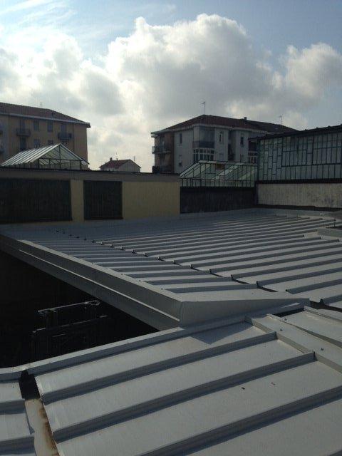 Coperture industriali a Torino