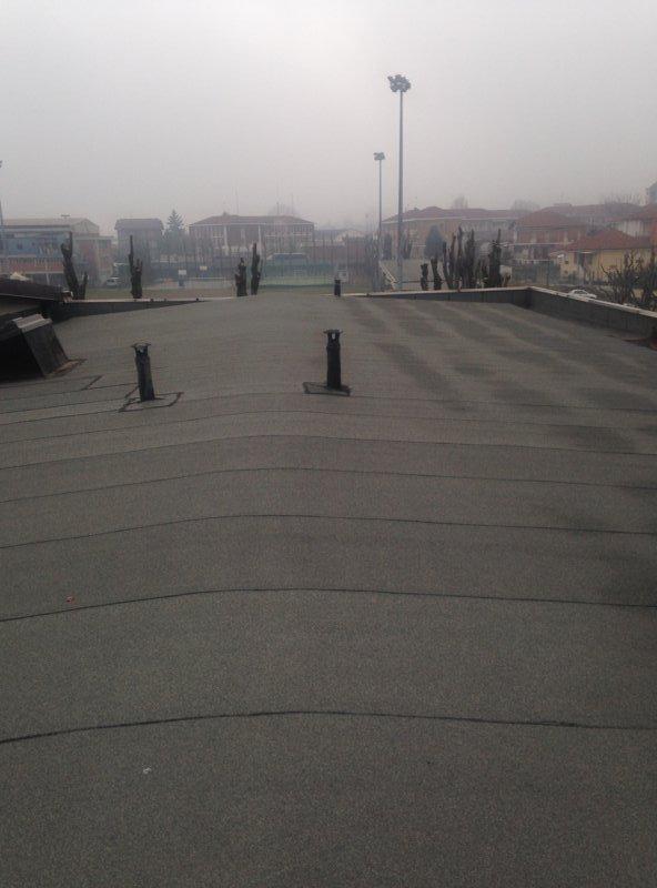 Impermeabilizzazione coperturedella Taddei Coperture di Torino