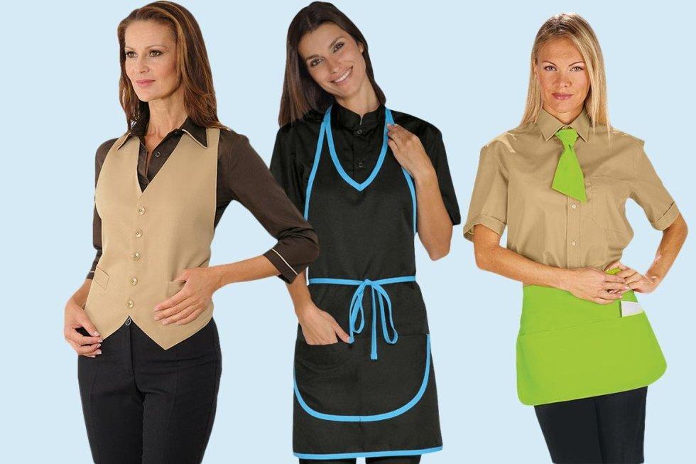 vendita abbigliamento barista