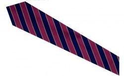 cravatta per receptionist