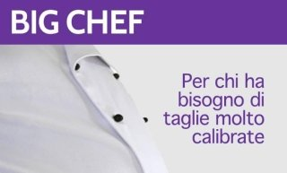 abbigliamento per chef