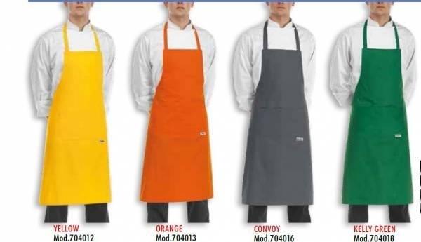 vendita pettorine chef