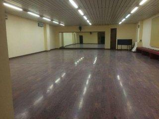 sala da ballo retorbido