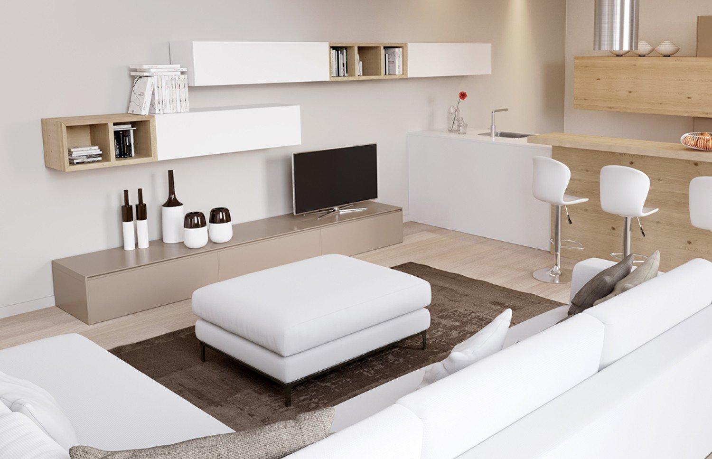 sofà in salotto