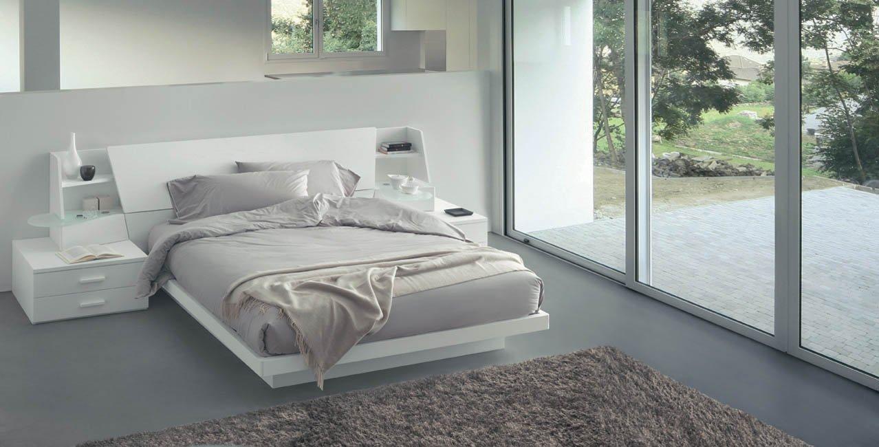 camera da letto vista giardino