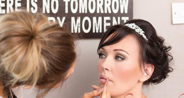 Bridal Hair and Makeup Team Chester