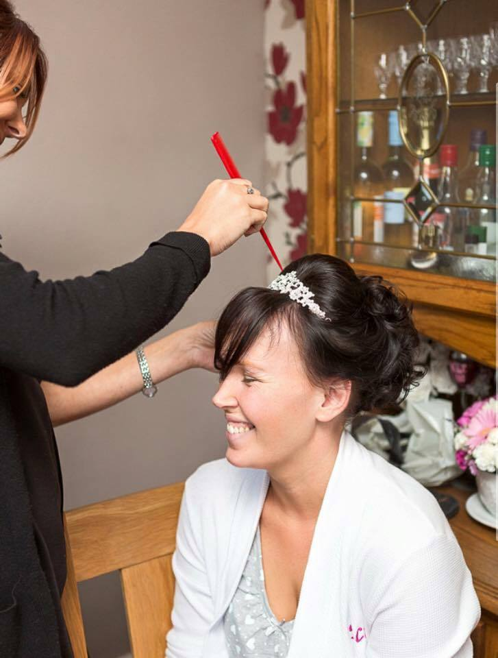 Wedding Hair and Makeup Chester