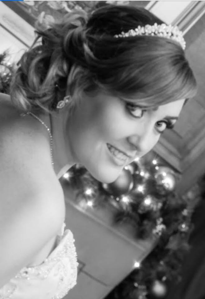 Bridal Hair Stylist Manchester