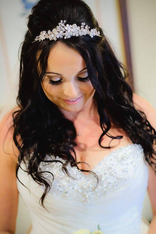 Bridal Hair stylist Warrington
