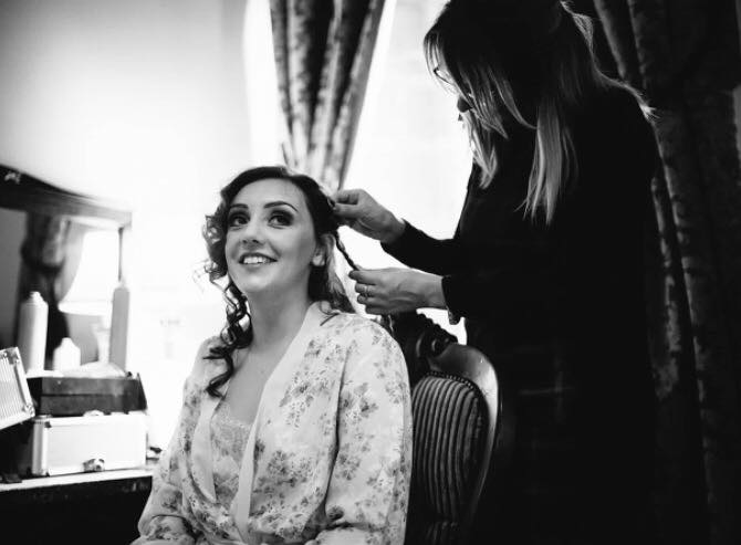 Wedding Hair Stylist Liverpool