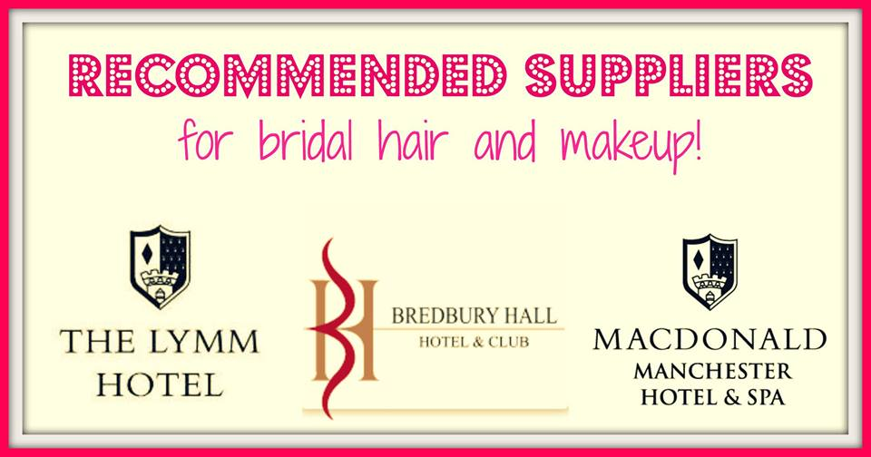 Bridal Hair and Makeup Manchester