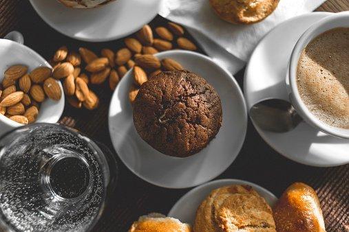 paste di pasticceria per colazioni