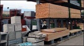 vendita materiali edili