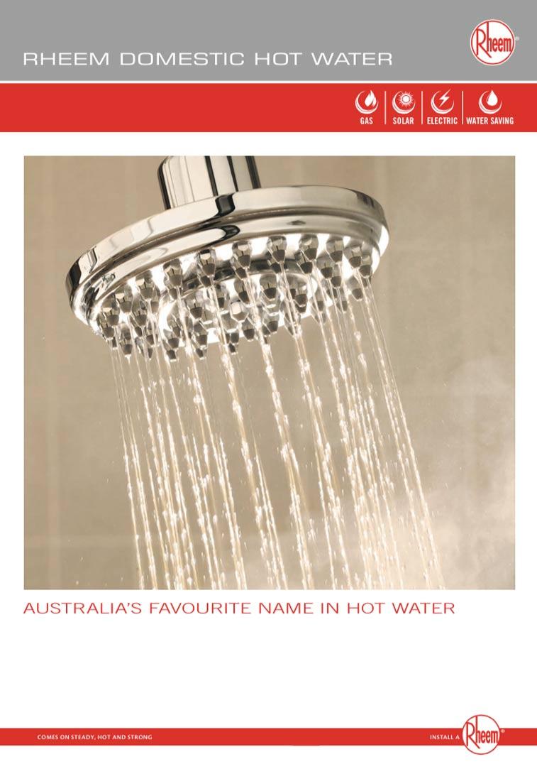 Rheem Domestic Hot Water