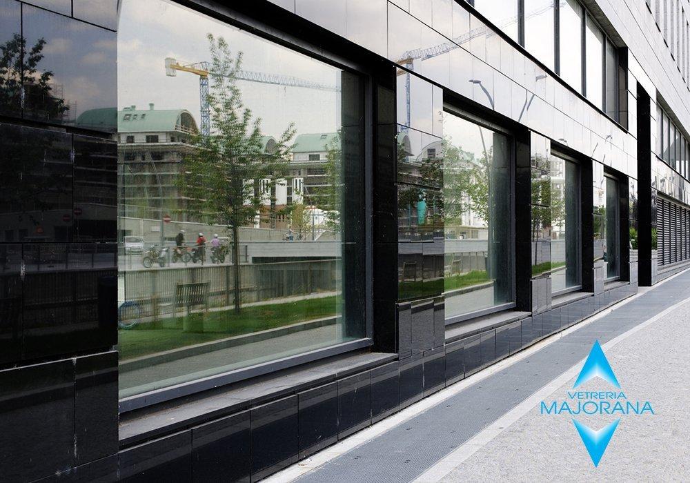 vetrate per case e negozi Roma