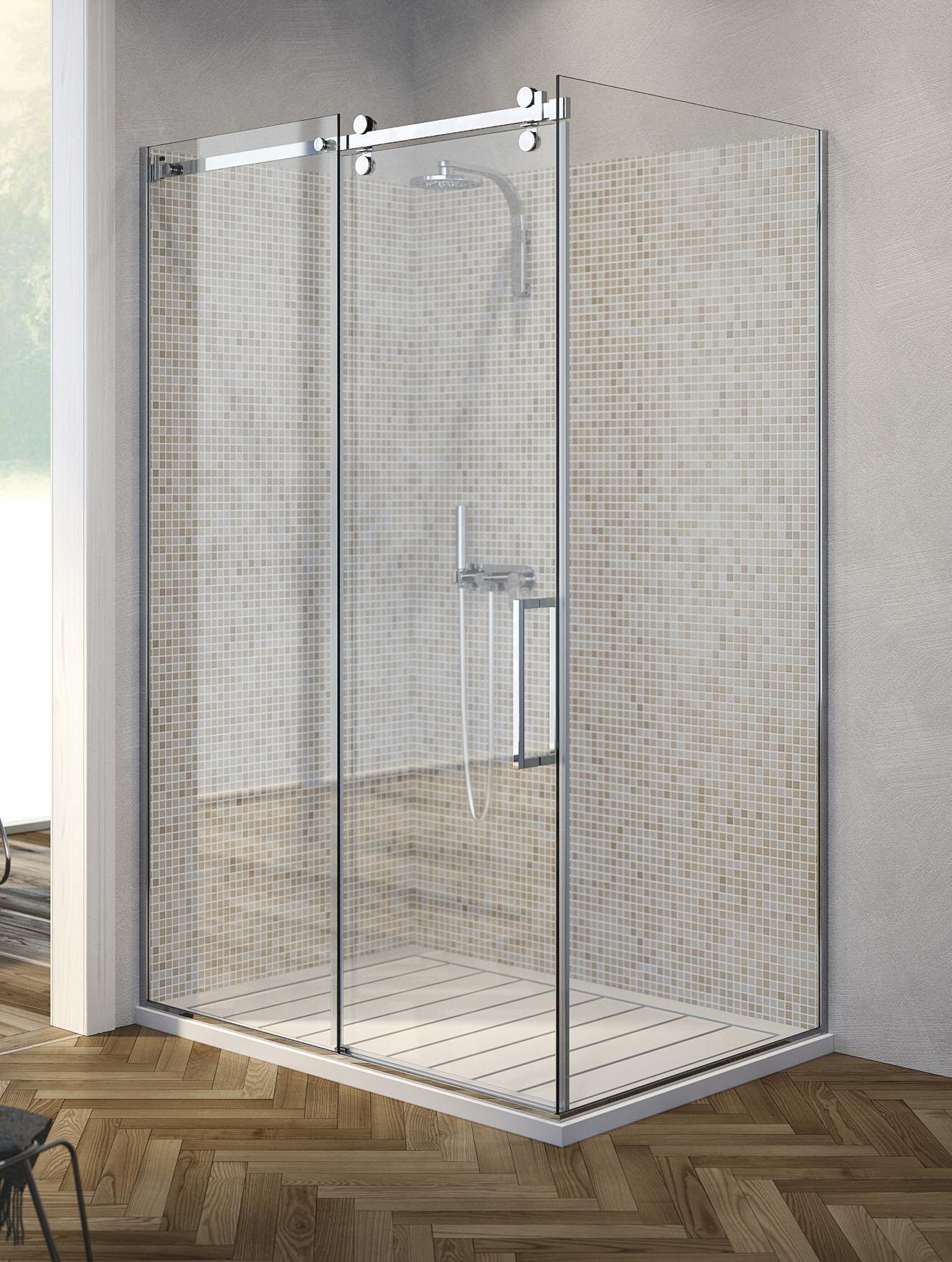 Offerta box doccia su misura roma rm vetreria majorana - Cabine doccia su misura ...