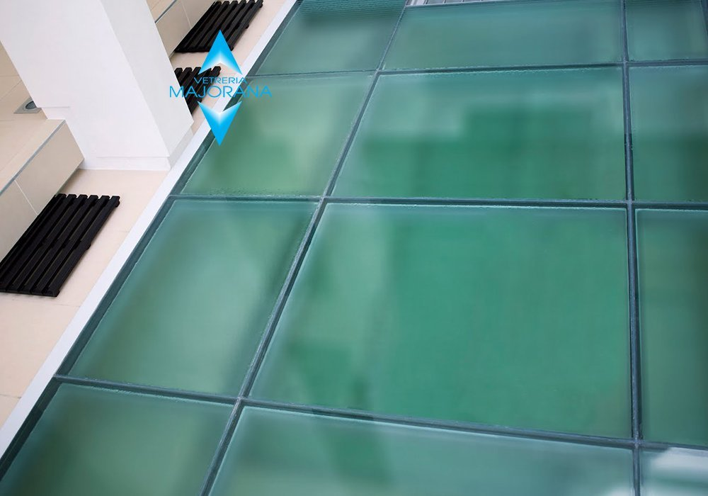 pavimenti in vetro Roma
