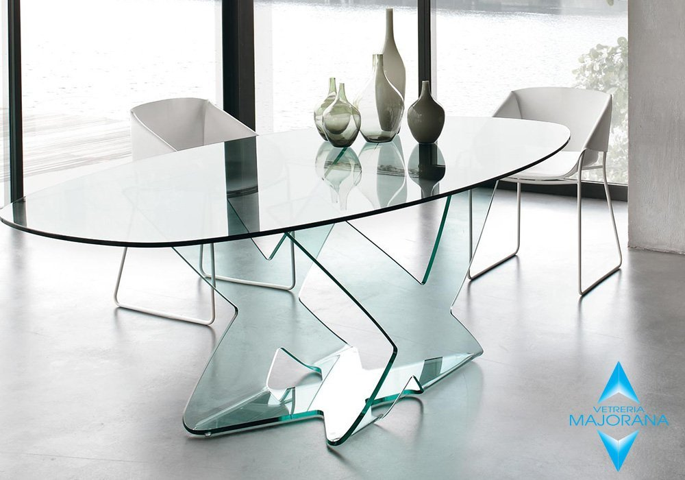 Tavoli in vetro | Roma, RM | Vetreria Majorana