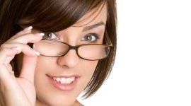 vista, lenti, occhiali