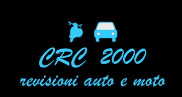 CRC 2000 - CENTRO REVISIONI AUTO E MOTO-LOGO