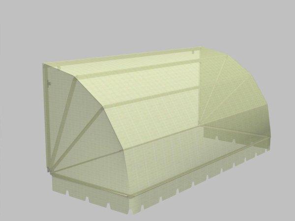 Tende da Esterni modello Cappottine - Landi Tende