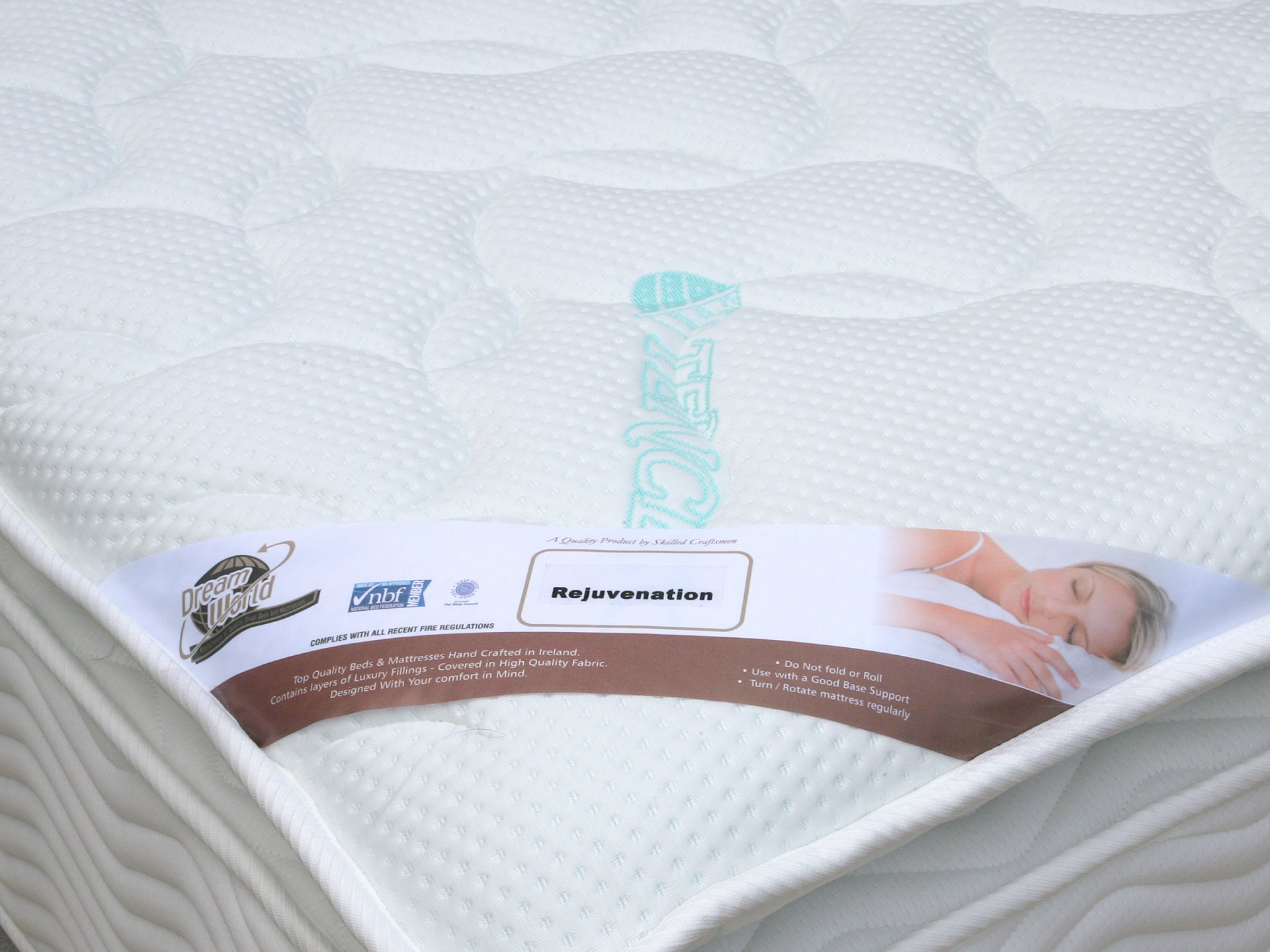 Pocket Spring Mattresses Available At Dream World Bedding Ltd