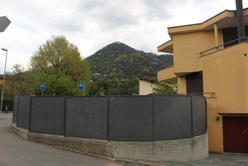 recinzioni per giardino in ferro