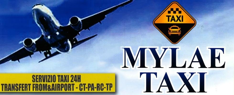 Mylae Taxi a Milazzo