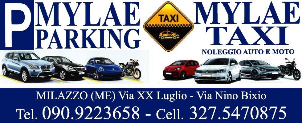 Mylae Taxi e Garage a Milazzo