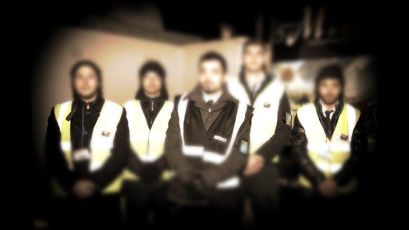 E1 security guards
