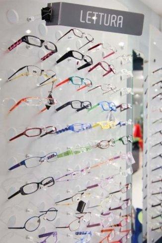 occhiali lettura con montatura