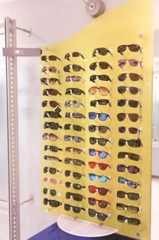 occhiali sole moda
