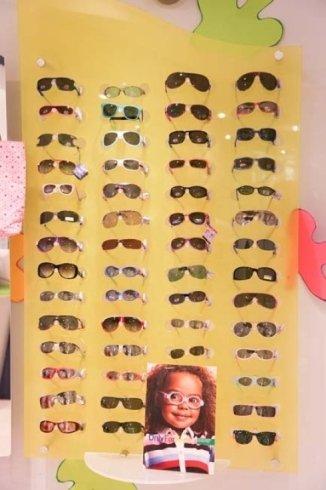 occhiali bimba
