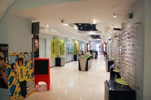 negozio pluridecennale ottica