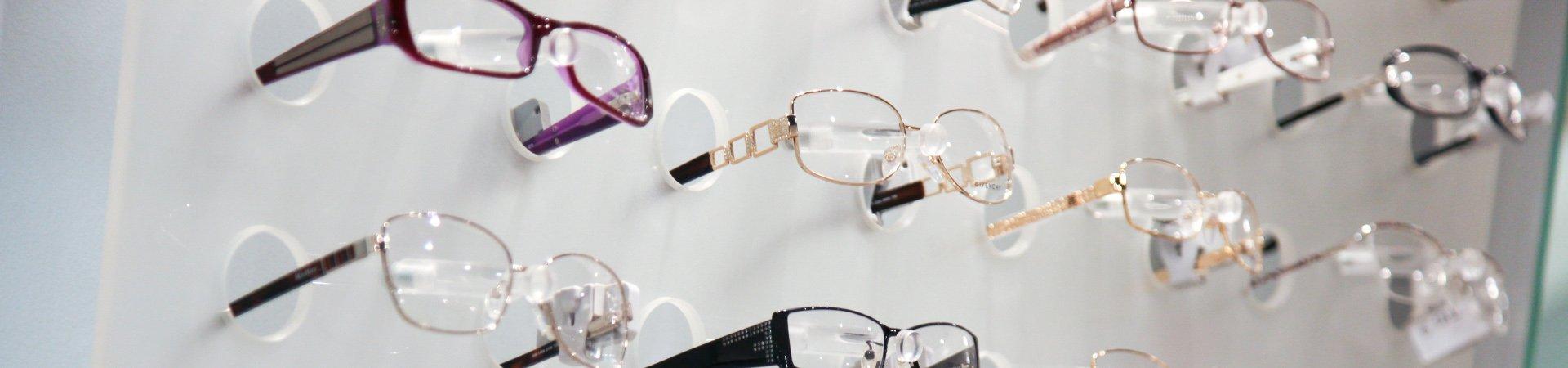 occhiali a ottico