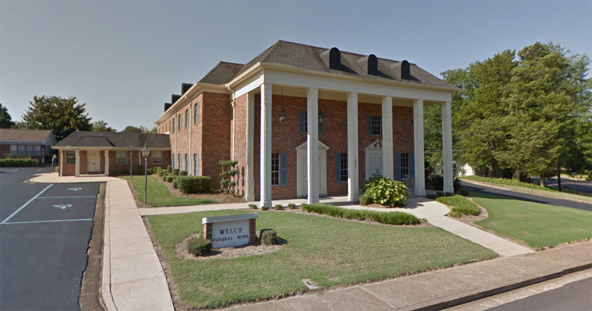 Welch Funeral Home | Starkville, MS
