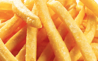 Patate fritte cuneo