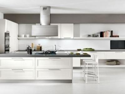Cucina moderna modello Itaca - Arredamenti Nalin - Cartura