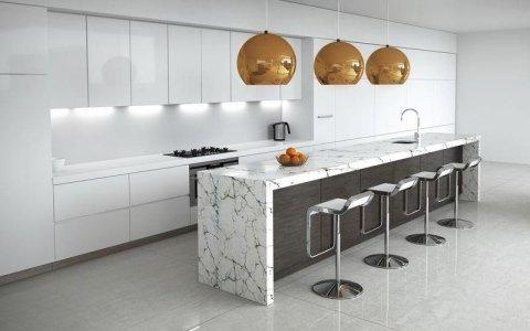 Modelli cucine moderne - Cartura - Padova - Arredamenti Nalin