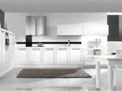 Cucina moderna Giove bianca - Arredamenti Nalin