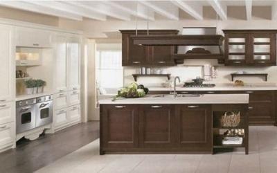 Cucina con isola - Arredamenti Nalin - Cartura