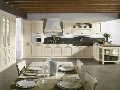 Cucine classiche in legno - Cartura - Padova - Arredamenti Nalin
