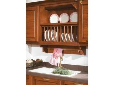 Dettaglio cucina modello Virginia - Arredamenti Nalin