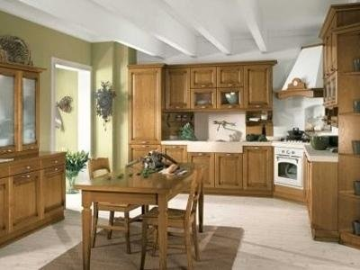 Cucina classica modello Diana - Cartura