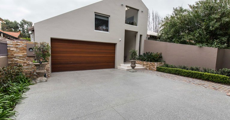 Our exposed aggregate in Perth