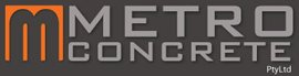 Metro Concrete logo