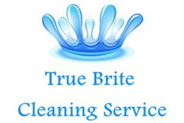 true brite cleaning logo