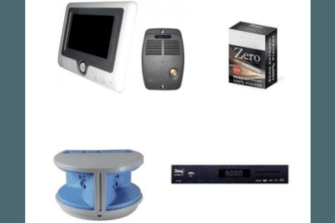 impianti antifurto e di videosorveglianza