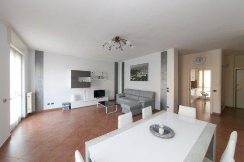 panoramica di un appartamento