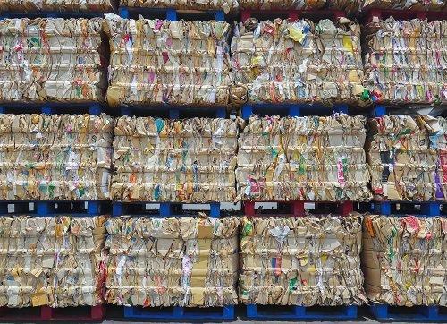 materiale da riciclare